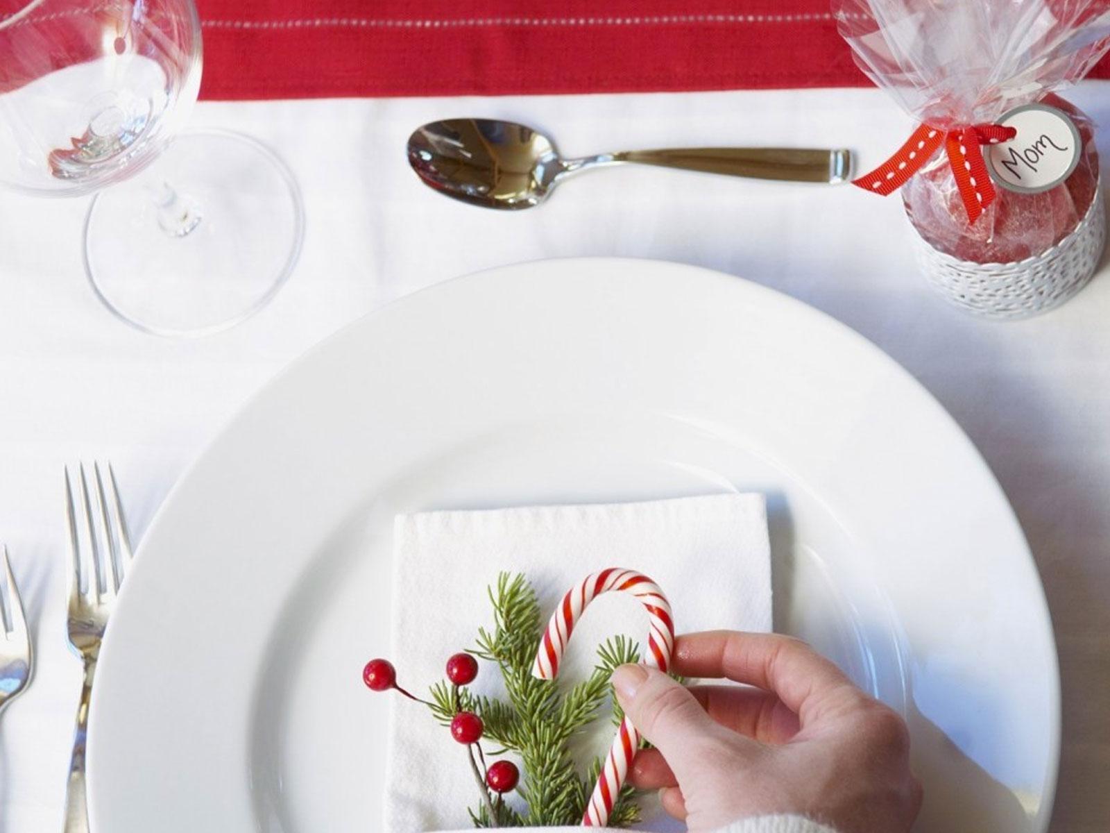 Tien tips voor de kersttafel