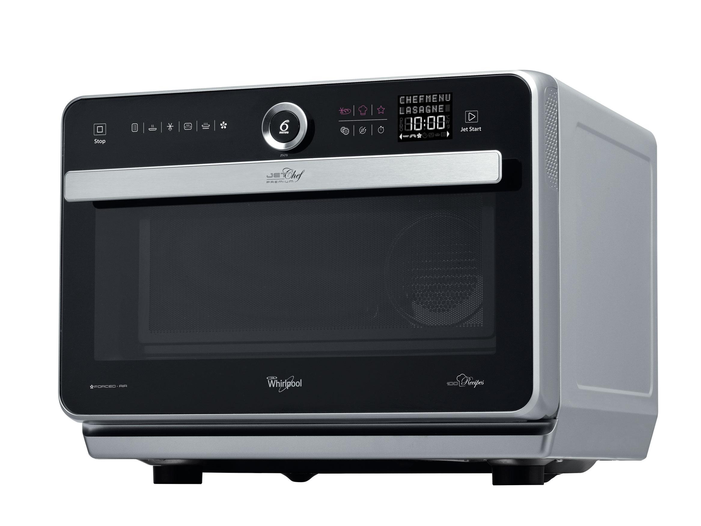 Superveelzijdige Jet Chef oven Whirlpool gaat voor extreem gebruiksgemak