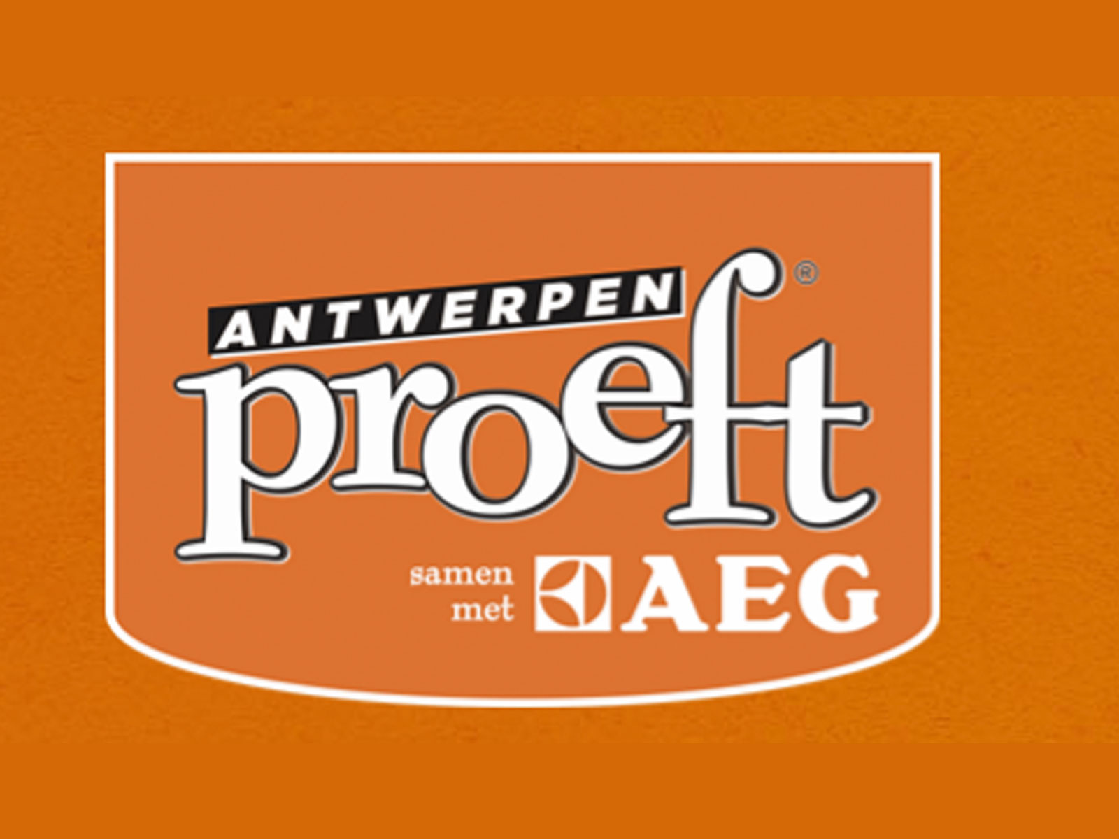 Must do: Antwerpen Proeft
