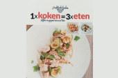Boekreview: 1x Koken, 3x Eten