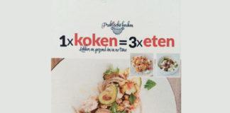 1x koken = 3x eten