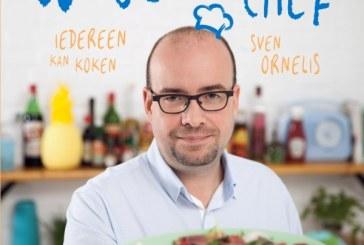 Boekreview: De would-be chef – Sven Ornelis
