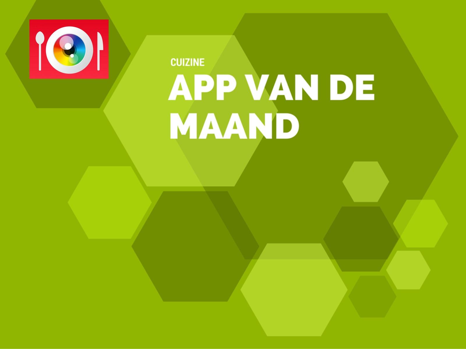 App van de maand: Instafood Pro