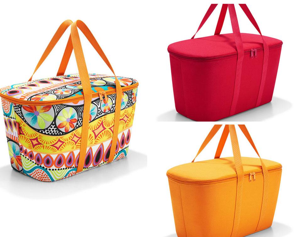 Vrolijk picknicken dankzij fleurige coolerbag