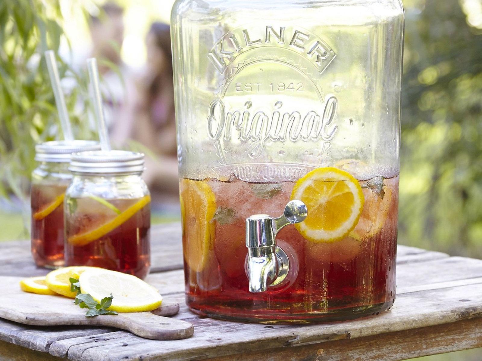 6x onmisbare limonadetools