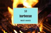 10 must-have barbecuebenodigdheden