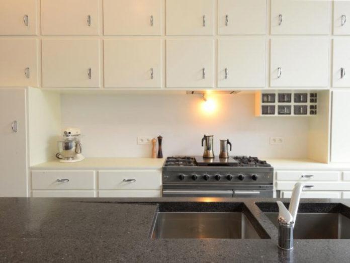 De cubex keuken nieuw leven ingeblazen for Ouderwetse keuken te koop