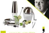 Point-Virgule / Cocktailset met Manuel Wouters