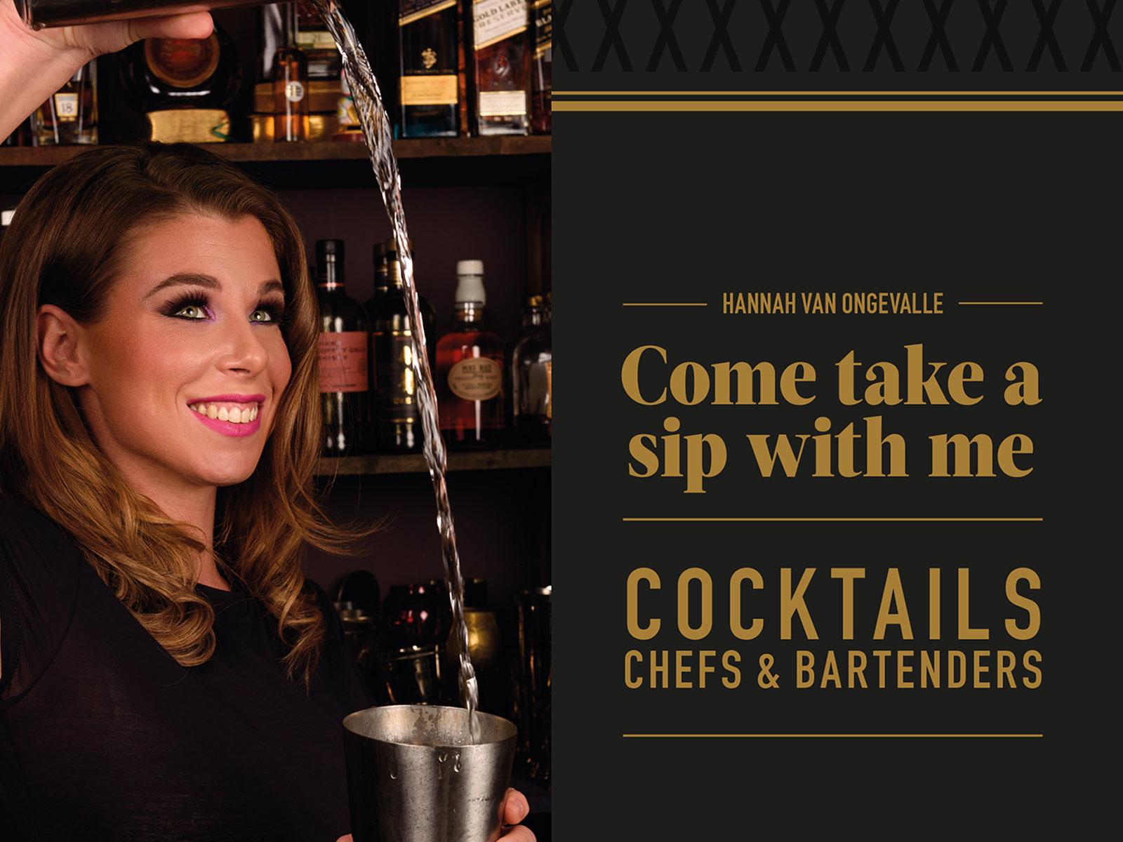 Beste bartender België bundelt cocktail klassiekers