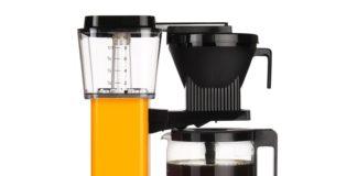 moccomaster koffie oranje