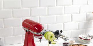 KitchenAid spiralizer