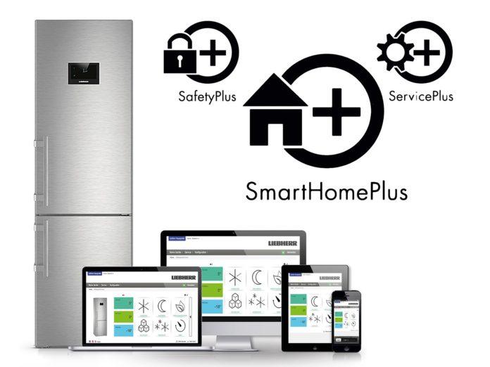 smarthome device liebherr