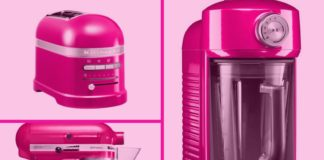 Kitchenaid Roze