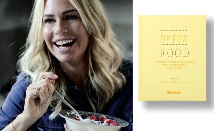 Boekreview: Happy food – Ellemieke Vermolen