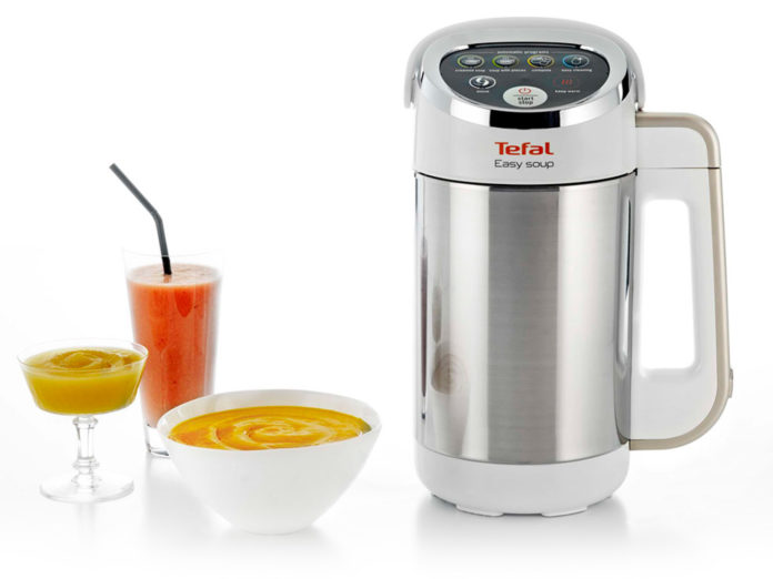 test easy soup de moulinex