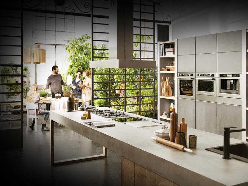 KitchenAid exhibe ses nouveaux modèles encastrables