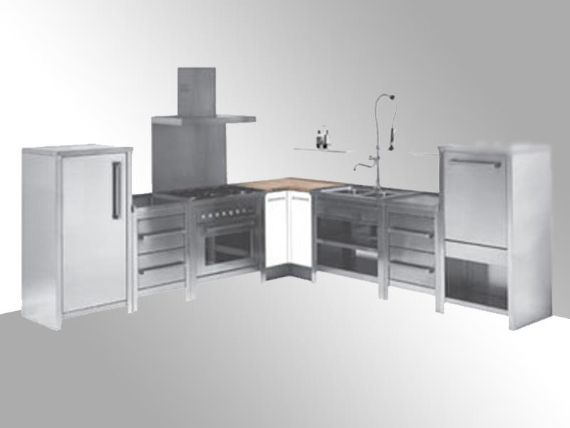 Modulair keukensysteem m system