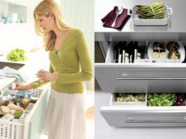 tiroir réfrigérateur