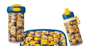 minions rosti mepal lunch