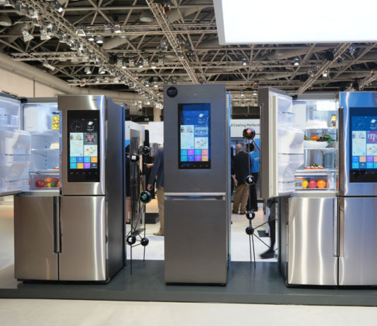 Samsung Family Hub-koelkast