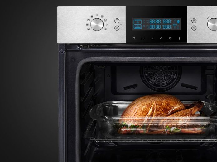 twin convection oven samsung