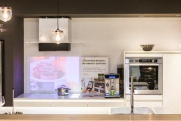 Communiceren met je koelkast? Ontdek de keuken van de toekomst