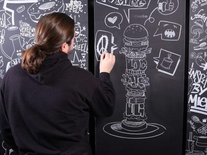 miele blackboard