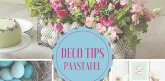 paastafel decoratie tips
