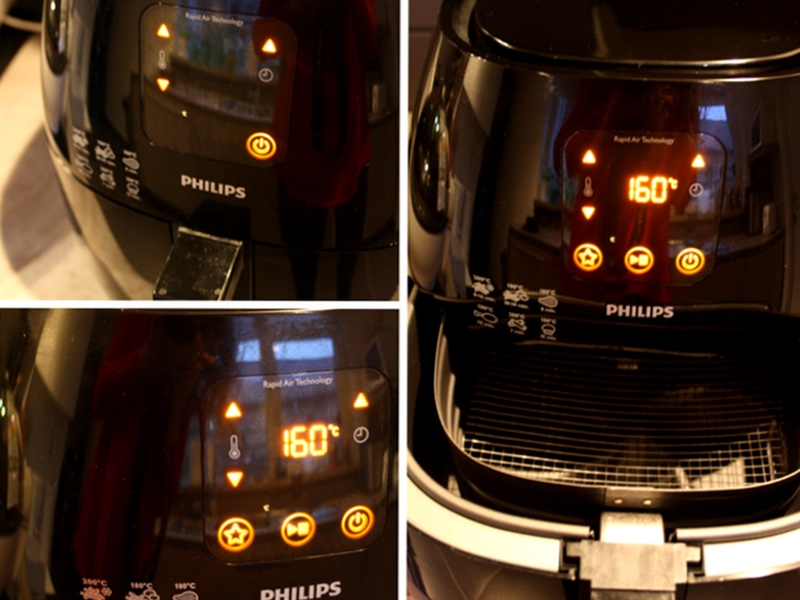 Test: Philips Airfryer XL
