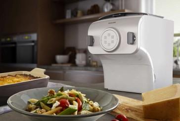 Haal de Italiaan in je naar boven met de Philips pastamaker