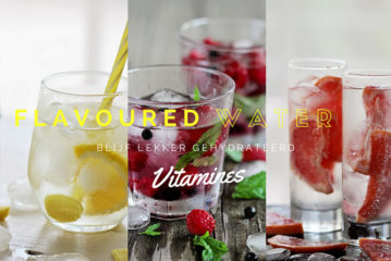 TREND: flavoured water