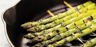 asperges tips