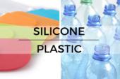 Silicone versus plastic