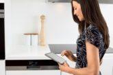 Siemens ontluikt de 'nieuwe keuken' met Home Connect