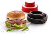 Bereid de complete hamburger met kit Lékué