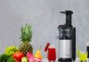 Panasonic Slow Juicer Test : Home [cuizine.be]