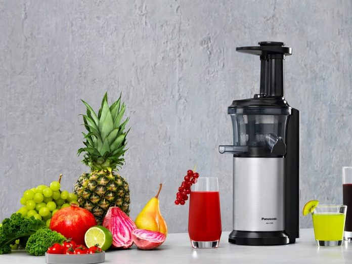 panasonic slow juicer test