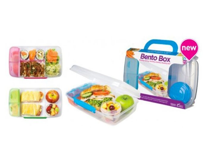 Bento Box Sistema