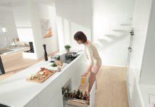 blum keuken kastruimte