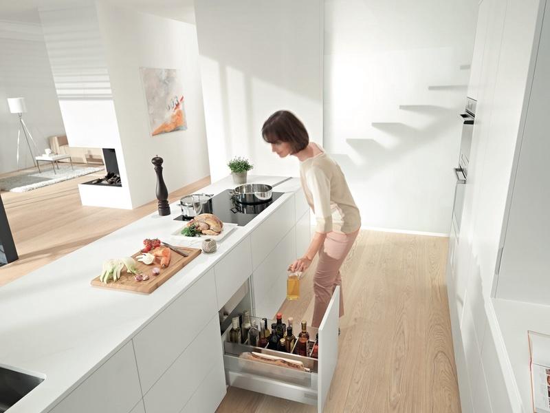 Opbergen Tips Keuken : Keukengoeroe blum geeft tips voor keukenindeling