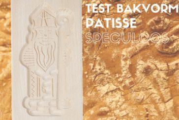 TEST: speculoosvorm Patisse