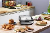 Uitgebreid snacken met de Tefal Snack Collection