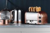Onmisbaar op zondagochtend: de Dualit classic toaster