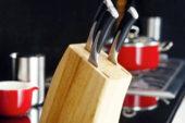 Modern design: begeerlijke nieuwe Richardson Kyu Ice messenblok