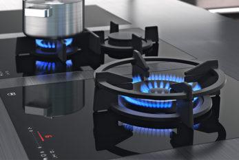 V-ZUG presenteert een nieuwe generatie gaskookplaten