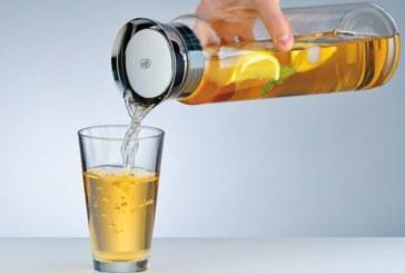 Alfi flowMotion: deze karaf houdt je drankje zes uur koel!