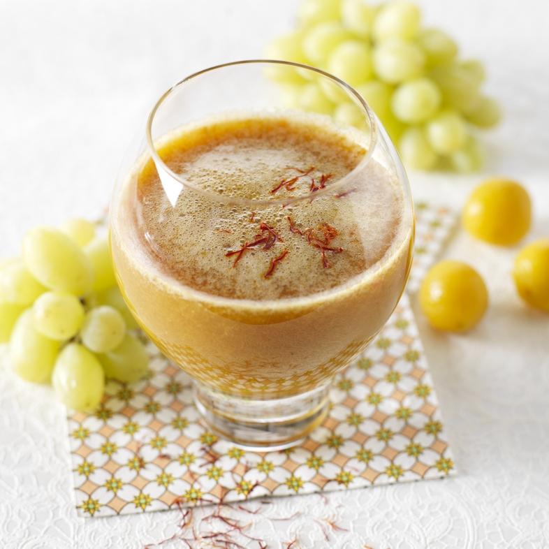 moulinex slow juicer recept