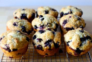 Heerlijk herfstig: perfecte blueberry muffins in één handomdraai