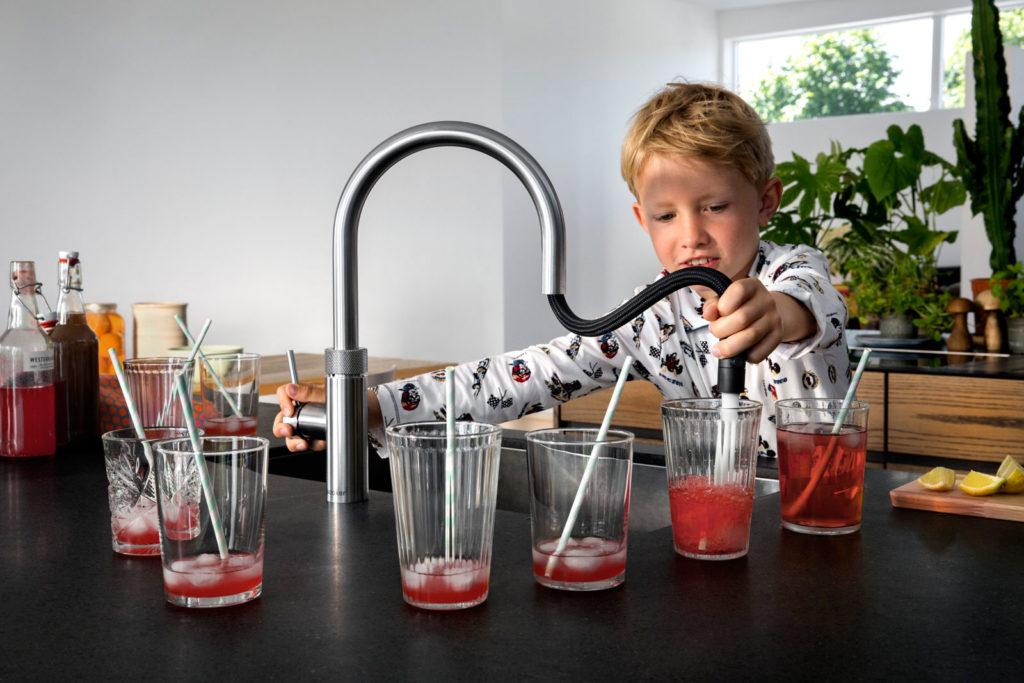 Quooker Flex kokendwaterkraan