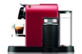 Wij zijn helemaal verliefd op de nieuwe Nespresso CitiZ